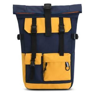 Unisex Nylon Multifunctional Travel Men Shoulder Bags Female Large Capacity Bag