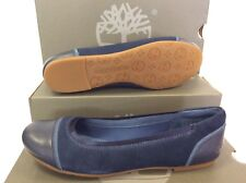 Timberland Millbury Ballerina Moccasins Women's Shoes A13N6, Size UK 6 / EU 39