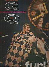 Gentlemen's Quarterly November 1969 Mod Fur Fashions