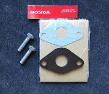 HONDA CT70 Carburetor To Inlet Pipe Mounting Kit K0 - 1977 OEM HONDA PARTS