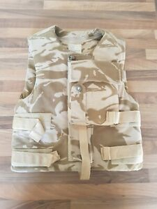 Body Armour / Tactical Vest With Rifle Plates