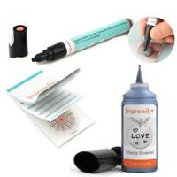 ImpressArt Stamping Choose Accessories Stamp Enamel, Marker Pen or Tape or Guide