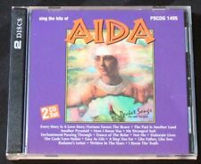 Aida Karaoke Cd-G (plays on most Cd Players & is Cd-G Compatible)