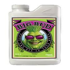 Advanced Nutrients Big Bud Liquid Fertilizer, 1-Liter