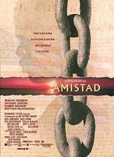 Original AMISTAD 2 Sided UNUSED Rolled mint