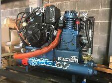 PILOT AIR Diesel Air Compressor - 6.5 hp Diesel Kohler Engine - Electric Start