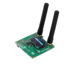Duplex Mmdvm Hotspot Support P25 DMR YSF Pi OLED Rev 1.3 VHF Antenna Adf7021