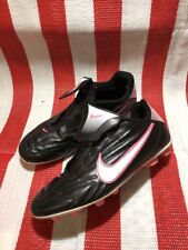 Nike 359616-016 Youth Premier II FG-R Soccer Cleats Girl's Size 5 Y Black/Pink