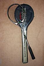 New listing Yamaha XAM 777 carbon graphite squash racket + cover