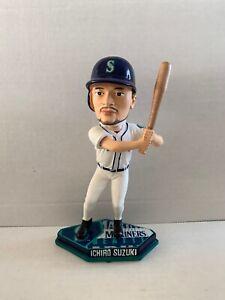 Ichiro Suzuki Seattle Mariners FOCO Bobblehead Limited Edition Only 2011 Made