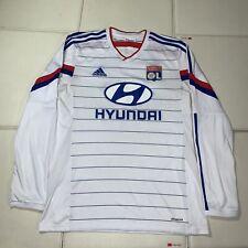 D1 Adidas Gourcuff Olympique Lyonnais Jersey Shirt Size L Lyon Soccer