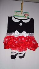Disney Baby Minnie Mouse Bib & Bootie Set Infant 0-12 Months