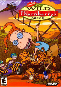 The Wild Thornberrys - The Movie (PC GAME) NEW & SEALED