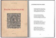 Ottorino Prosperi PAGINE EVANGELICHE FERMO 1985-L4455