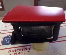 90-91 MITSUBISHI ECLIPSE TALON LEFT/DRIVERS SIDE FLIP HEADLIGHT RED