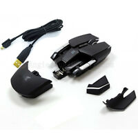 NEW  Mouse back cover/Shell//roof and usb cable for Razer Ouroboros RC30-007701
