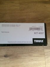 Thule Rapid fixpoint System Fitting Kit 4007 for AUDI A4 Avant-Brand New in Box