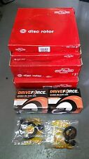 Nissan Patrol GQ NEW Brake Package with Rotors, Pads & Calipher Kits