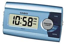 Casio Uhr Wake up Timer Wecker PQ-31-2EF Reisewecker