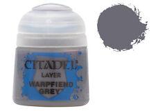 WARPFIEND GREY 22-11 Paint Pot (Games Workshop Citadel) New 12ml CLEARANCE