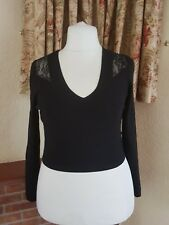 River Island Cropped Jumper Size 18