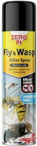 Insect Killer Spray Indoor Fly Wasp Mosquito Killer Fast Acting STV Pest Control