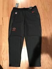Chicago Bears NFL Knit Football Pant Nike Dri-FIT Fly Sz XXL NWT 2018 907761-060