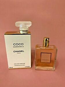 Chanel Coco Mademoiselle Intense 1.7oz |50 ml Eau De Parfum New Sealed Original