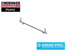 Adrian Steel 1BARRPM-W, 1 Bar Utility Rack for Dodge Promaster, White