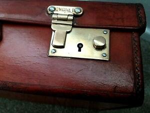 Masonic Vintage Provincial Regalia Case The Finest Quality Leather Construction