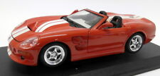 Maisto 1/18 Scale Diecast - 31142 Shelby Series 1 Red White Stripes