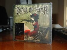 CRADLE OF FILTH Evermore Darkly... CD + DVD Limited NUOVO SIGILLATO!!!
