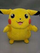 "Pokemon Plush 2005 Battle Ready Pikachu 10"" Inch Hasbro Vintage Rare Toy"
