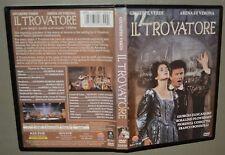 Opera DVD - Il Trovatore - Giuseppe Verdi, Arena Di Verona