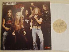 SCORPIONS - Virgin Killer LP RCA Records 1977 - Italy Pressing