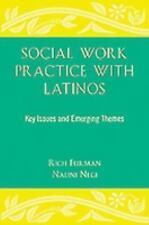 Social Work Practice with Latinos, Nalini Negi, Rich Furman, New Book
