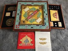 Monopoly 70th Anniversary Premier Edition Wooden Set