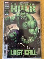 Hulk INCREDIBLE HULK: LAST CALL #1 - DALE KEOWN MAIN COVER - MARVEL COMICS