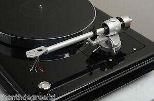 Audio Origami PU7 Tonearm (Matt Silver Finish, Rega mount or Linn mount)