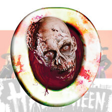 Halloween Scary Fancy Dress Horror Toilet Seat Sticker Cover Party Decoration