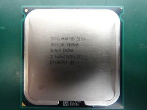 10 x Intel Xeon Processor CPU SLAGA 5150 4M Cache 2.66 GHz 1333 MHz 65w JOB LOT