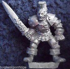 1988 caos WARRIOR 0202 06 Games Workshop Citadel Warhammer Esercito EVIL FIGHTER GW