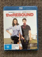 The Rebound - Catherine Zeta-Jones (Blu-ray, 2010) Region B- NEW & SEALED