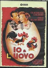 Io e l'uovo (1947) DVD