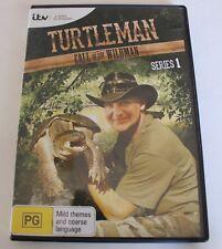 Turtle Man : Series 1 (DVD, 2013, 2-Disc Set) R4