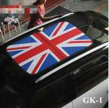 Union Jack Car Blue Moon Custom Roof Decoration Sticker For Mini Cooper New