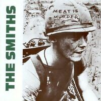 THE SMITHS meat is murder (CD, album) indie rock, very good condition, morrissey