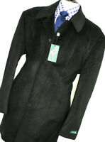 BNWT LUXURY MENS RALPH LAUREN ITALIAN FABRIC 100% WOOL OVERCOAT COAT JACKET 46R