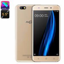 AllCall Madrid 3G Smartphone - Android 7.0, Quad Core Cpu, Dual Sim, 5.5 Inch Di