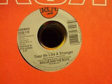 "BAILLIE & THE BOYS Treat Me Like A Stranger/I'd Love To 7"" 45 early-90's country"